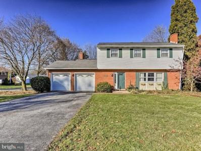109 Pin Oak Ln Lane, Shippensburg, PA 17257 - MLS#: 1000094728