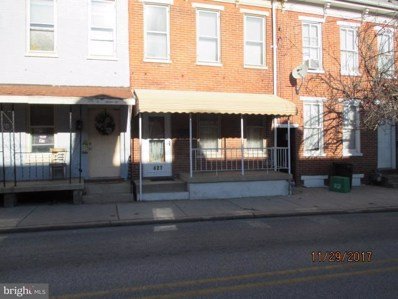 427 Princess Street, York, PA 17401 - MLS#: 1000094762