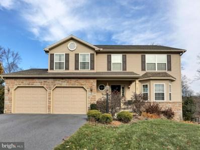 101 Balfour Drive, Mechanicsburg, PA 17050 - MLS#: 1000095022