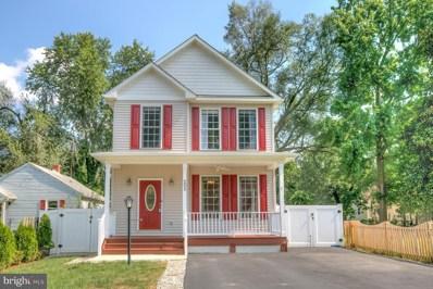 205 Leonard Road, Fredericksburg, VA 22405 - MLS#: 1000096289