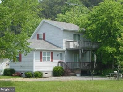 1203 McGlaughlin Road, Fishing Creek, MD 21634 - MLS#: 1000099987