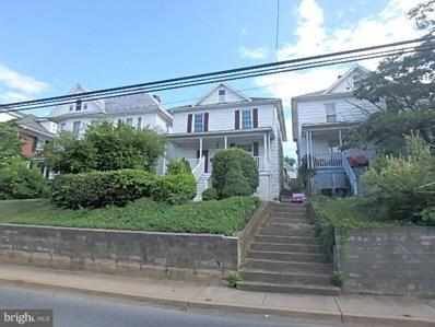 519 Potomac Street W, Brunswick, MD 21716 - MLS#: 1000102763