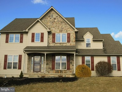 715 Monarch Drive, York, PA 17403 - MLS#: 1000102774