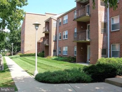 200 Chapel Court UNIT 209, Walkersville, MD 21793 - MLS#: 1000103549