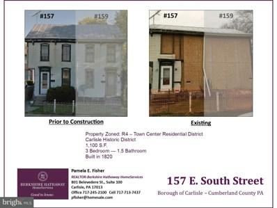 157 E South Street, Carlisle, PA 17013 - #: 1000103558
