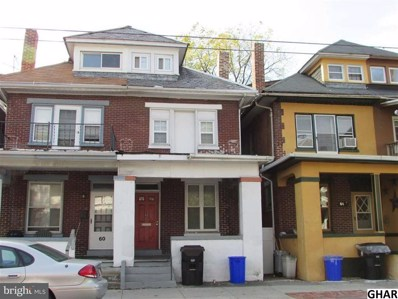 62 N 17TH Street, Harrisburg, PA 17103 - MLS#: 1000103580