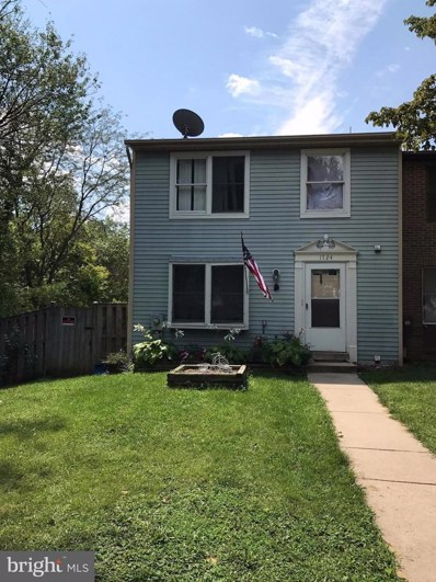 1724 Springfield Lane, Frederick, MD 21702 - MLS#: 1000103809