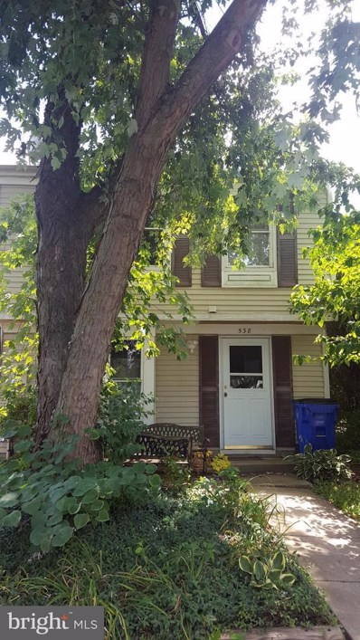 538 Riggs Court, Frederick, MD 21703 - MLS#: 1000103923