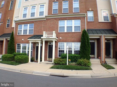 1806 Monocacy View Circle UNIT 41A, Frederick, MD 21701 - MLS#: 1000104017
