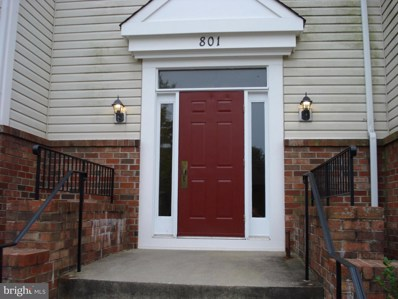 801 Stratford Way UNIT 1000G, Frederick, MD 21701 - MLS#: 1000104381
