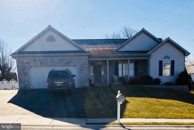 540 Spring Hollow Drive, New Holland, PA 17557 - MLS#: 1000105180