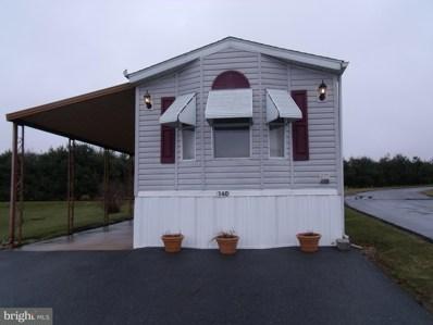 140 Lisa Circle, York, PA 17406 - MLS#: 1000105708