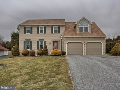 16 Foxchase Lane, Lebanon, PA 17042 - MLS#: 1000106528