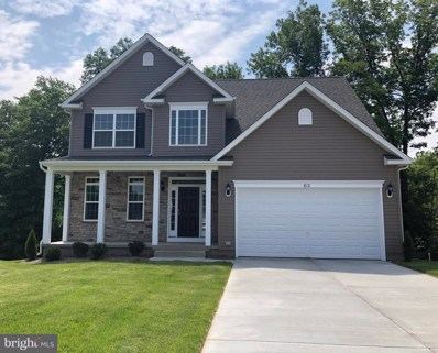 612 Yearling Drive, Prince Frederick, MD 20678 - MLS#: 1000106745