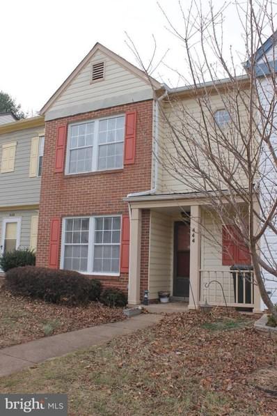 444 Cromwell Court, Culpeper, VA 22701 - MLS#: 1000106818