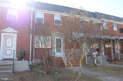 7845 Wynbrook Road, Baltimore, MD 21224 - MLS#: 1000106822