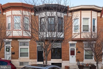 116 Potomac Street S, Baltimore, MD 21224 - MLS#: 1000106936