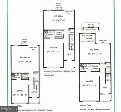 108 Clydesdale Lane, Prince Frederick, MD 20678 - MLS#: 1000106975