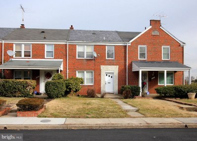 3803 Monterey Road, Baltimore, MD 21218 - #: 1000107164