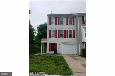 6100 Maple Rock Way, District Heights, MD 20747 - MLS#: 1000107208