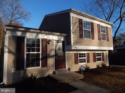 2461 Yarmouth Court, Waldorf, MD 20602 - MLS#: 1000107316