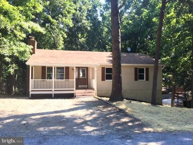668 San Gabriel Road, Lusby, MD 20657 - MLS#: 1000107489