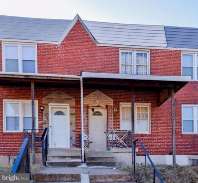2038 Grinnalds Avenue, Baltimore, MD 21230 - MLS#: 1000107524