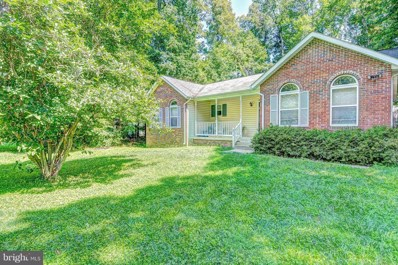 846 San Mateo Trail, Lusby, MD 20657 - MLS#: 1000107535