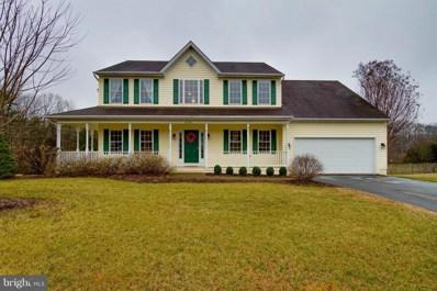 6008 Waterman Drive, Fredericksburg, VA 22407 - MLS#: 1000107540