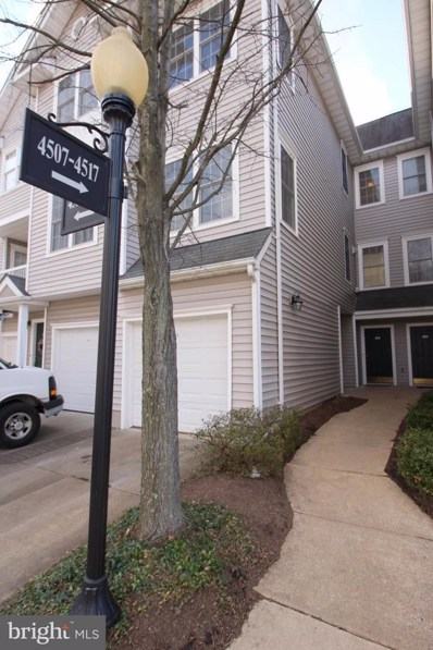 4509 Superior Square, Fairfax, VA 22033 - MLS#: 1000107780