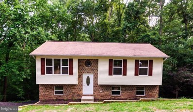 455 Hilltop Court, Lusby, MD 20657 - MLS#: 1000107797
