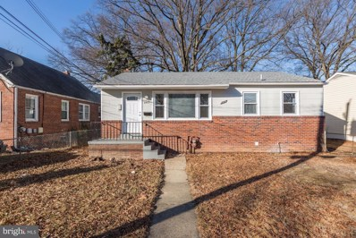 4406 39TH Street, Brentwood, MD 20722 - MLS#: 1000107816