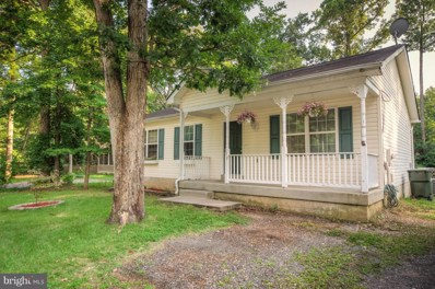 817 Golden West Way, Lusby, MD 20657 - MLS#: 1000107979