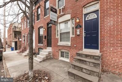 810 Bouldin Street, Baltimore, MD 21224 - MLS#: 1000108002