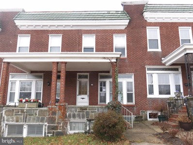2725 Chesterfield Avenue, Baltimore, MD 21213 - MLS#: 1000108110