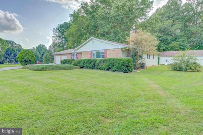 5660 Warren Drive, Huntingtown, MD 20639 - MLS#: 1000108179