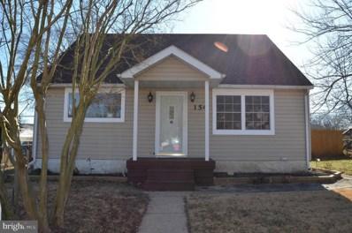 154 Louise Terrace, Glen Burnie, MD 21060 - MLS#: 1000108490