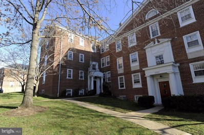 3863 Rodman Street NW UNIT B50, Washington, DC 20016 - MLS#: 1000108722