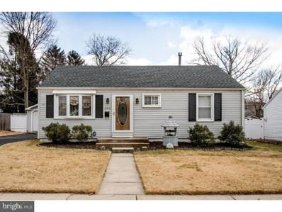 206 Lillian Avenue, Hamilton Township, NJ 08610 - MLS#: 1000108942