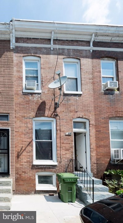 2230 Prentiss Place, Baltimore, MD 21205 - MLS#: 1000109142