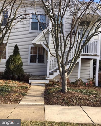 2820 Yarling Court UNIT 2820, Falls Church, VA 22042 - MLS#: 1000109384