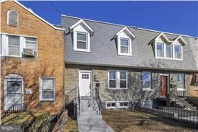 911 Delafield Place NW, Washington, DC 20011 - MLS#: 1000109504