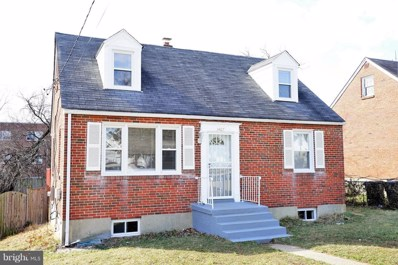 3407 Navy Day Drive, Suitland, MD 20746 - MLS#: 1000109640