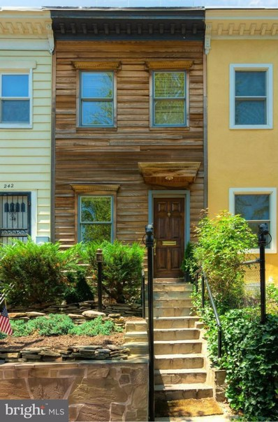 244 10TH Street NE, Washington, DC 20002 - MLS#: 1000111534