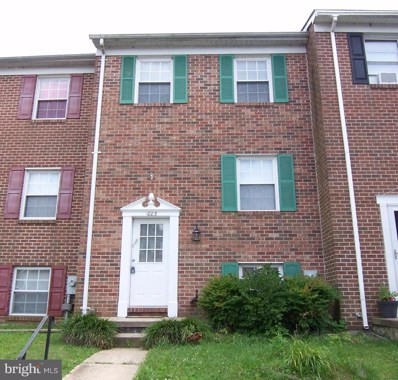 1003 Lake Front Drive, Edgewood, MD 21040 - MLS#: 1000112105