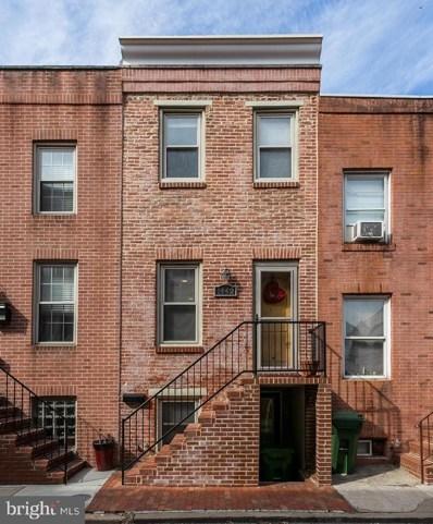 1442 Cooksie Street, Baltimore, MD 21230 - MLS#: 1000112124