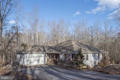 248 Oakwood Drive, Mineral, VA 23117 - MLS#: 1000112236