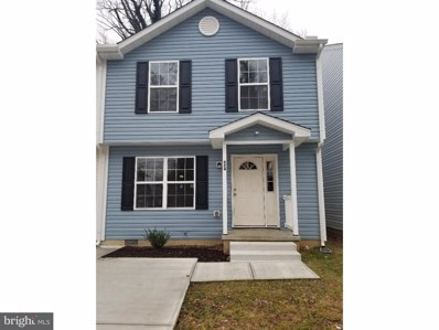 424 W Reed Street, Dover, DE 19904 - MLS#: 1000112812