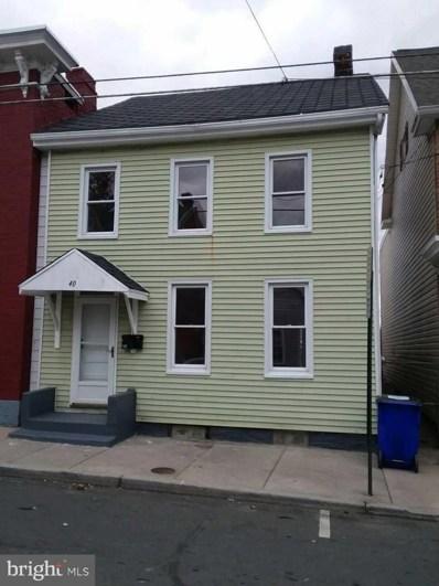 40 Elizabeth Street, Hagerstown, MD 21740 - MLS#: 1000112844