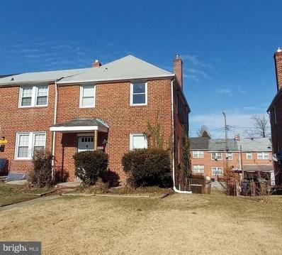 1324 Winston Avenue, Baltimore, MD 21239 - MLS#: 1000112916